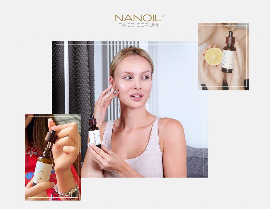 god vitamin c ansigtsserum Nanoil